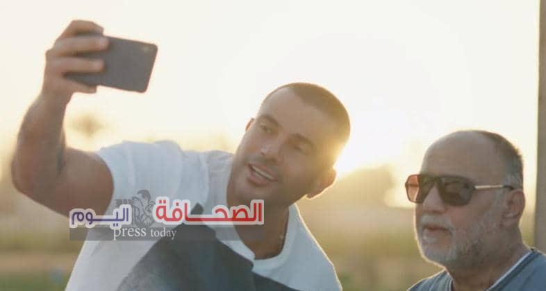 رواد موقع التوصل :إعلان عمرو دياب فى مرمى الإتهامات ؟