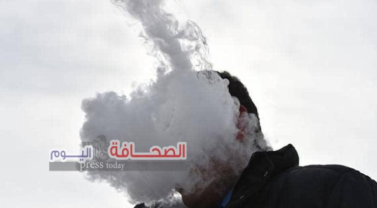 تعرف على :آثرالسجائر الاليكترونية  على المدخنيين بهدف الاقلاع عن التدخين