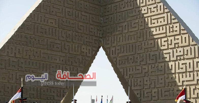 وفاة مصمم  النصب التذكاري للجندي المجهول بالقاهرة