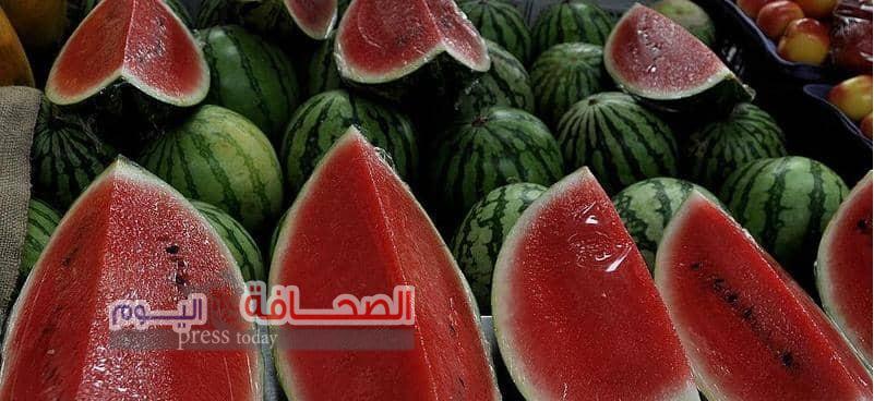 الفراعنة أكلوا البطيخ قبل آلاف السنين