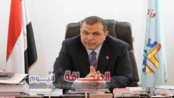 وزير القوى العاملة :تعيين 150 معاق بمبادرة أنا المصرى