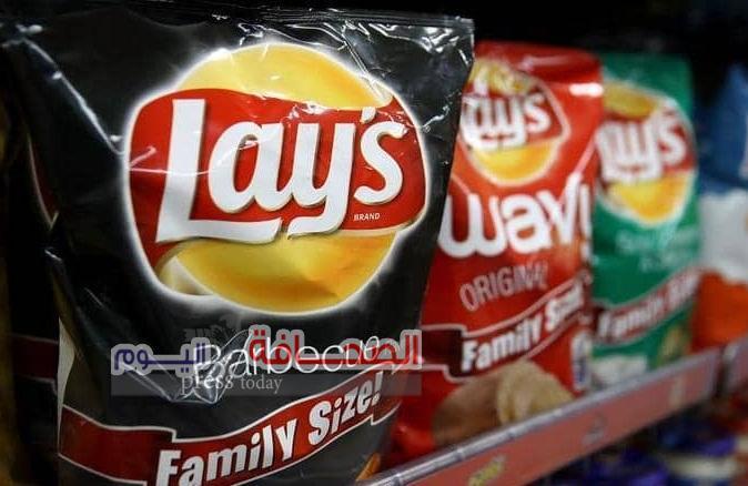 """شركة """"لايز """"الامريكية تعلن عن سحب مجموعة من منتجاتها فى عدة ولايات امريكيه"""
