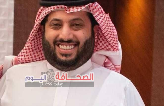 """تركى آل شيخ يعلق على رحيل """"أحمد فتحى"""" عن النادى الأهلى"""