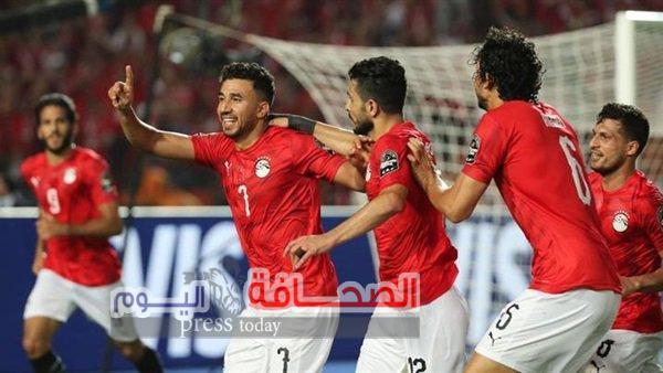 المنخب الوطنى يترقب الجزائر فى امم افريقيا 2019