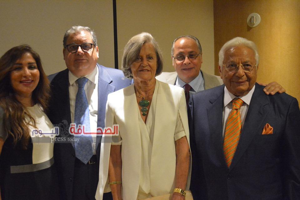 بالصور .. الاحتفال باليوبيل الفضى لجائزة د. أحمد عكاشة للطب النفسى