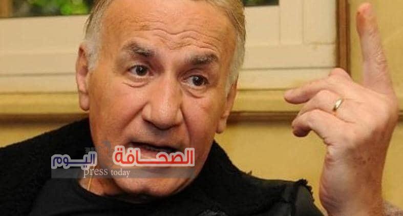 بالصور: رحيل عزت أبو عوف بعد صراع مع المرض