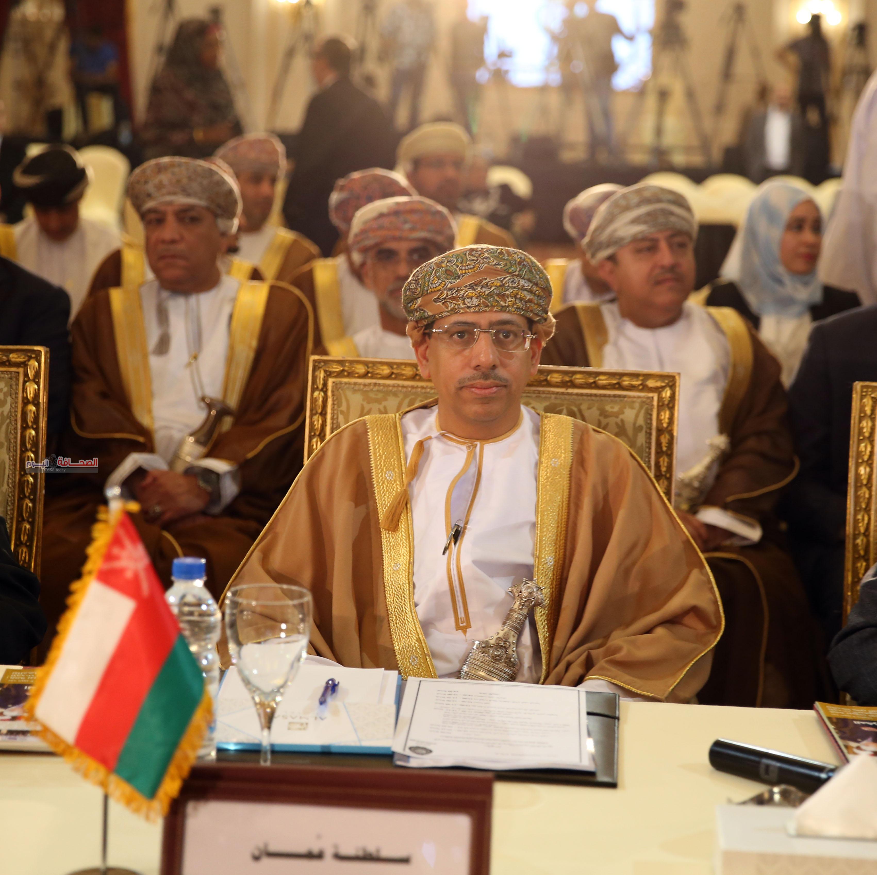 الدكتور الحسني ترأس وفد سلطنة عُمان في اجتماع الدورة الخمسين لمجلس وزراء الإعلام العرب