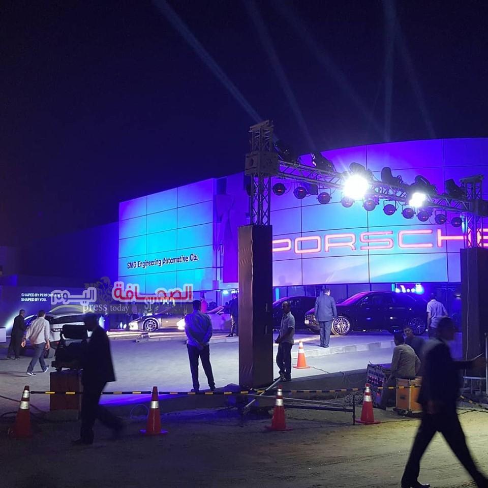 """شركة """"إس إم جي"""" وكيل علامة بورش تكشف النقاب عن أسعار طرازتها فى مصر"""