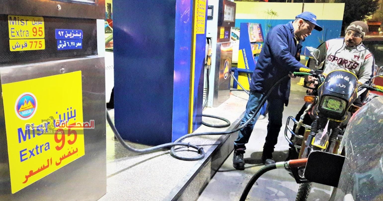 تعرف على: أول شركة تقدم البنزين دليفرى فى مصر