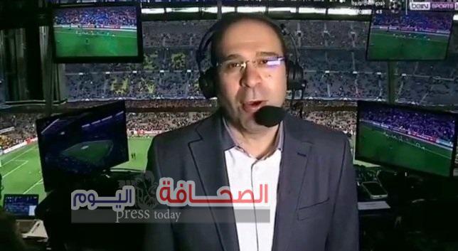 عصام الشوالى يكشف عن الفريق الاول المرشح للفوز بالبطولة الافريقيه