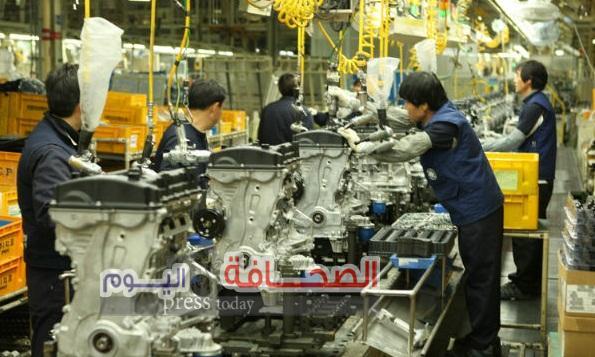 تراجع مبيعات السيارات الكوريه 6% خلال شهر يناير بسبب الركود العالمى