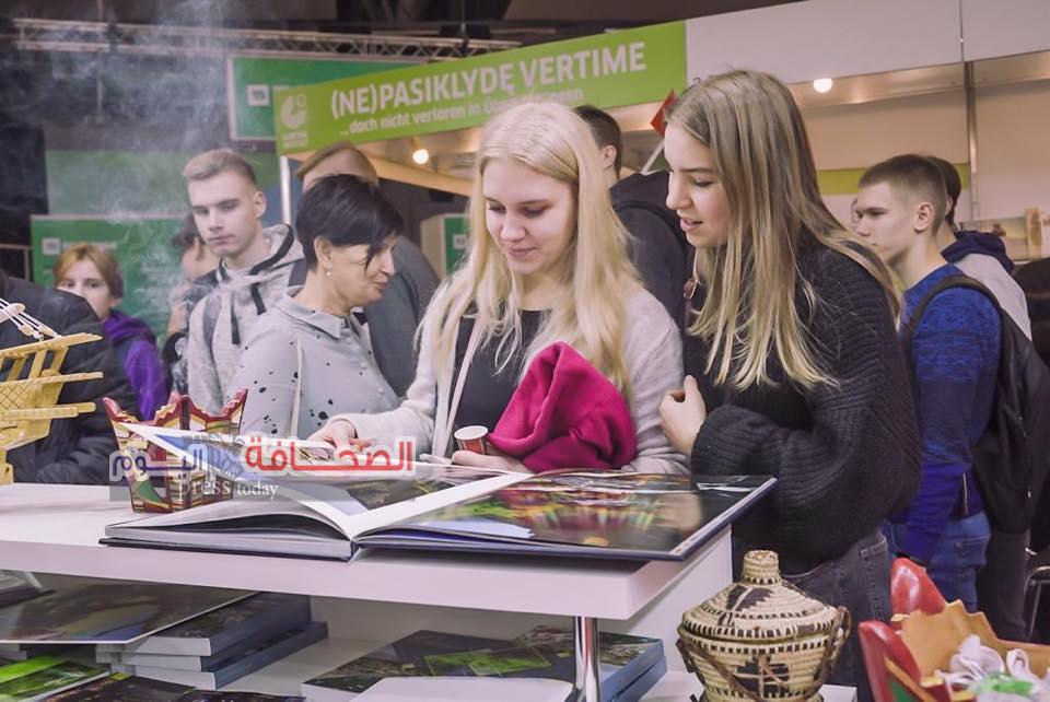 """سلطنة عمان تشارك فى فعاليات معرض """"فيلنيوس"""" الدولي للكتاب بليتوانيا"""