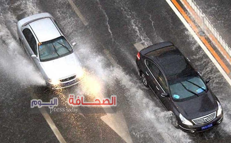 أفضل طرق القيادة الآمنه تحت المطر