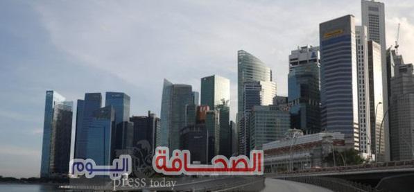 ركود إقتصادى فى سنغافورة بسبب فيروس كورونا