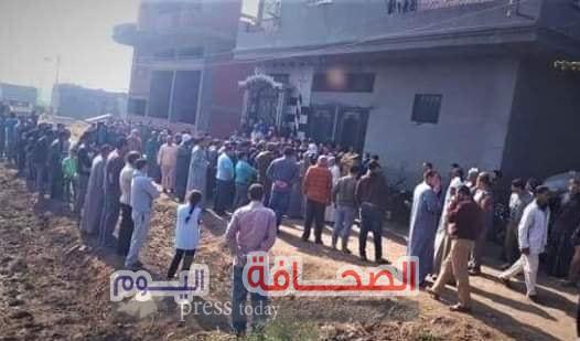 إنهاء إجراءات دفن طبيبة مركز آجا بعد تدخل قوات الأمن
