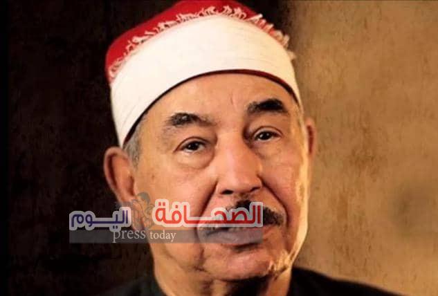 """رحيل الشيخ """"الطبلاوى """"نقيب قراء ومحفظي القرآن الكريم في مصر"""