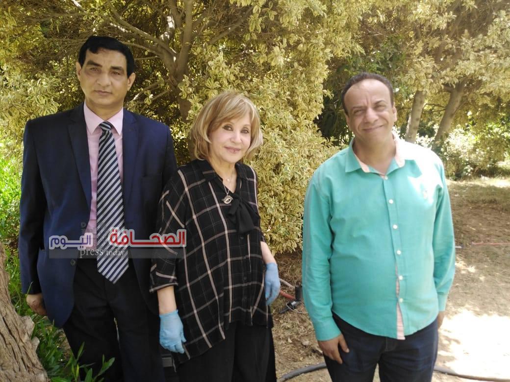 """""""برنامج رسالتى """" يعرض كواليس فيلم شارع الصحافة على قناة النيل الثقافية"""