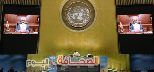 رئيس مجلس الدولة العُمانى: سلطنة عُمان تساند فرص السلام