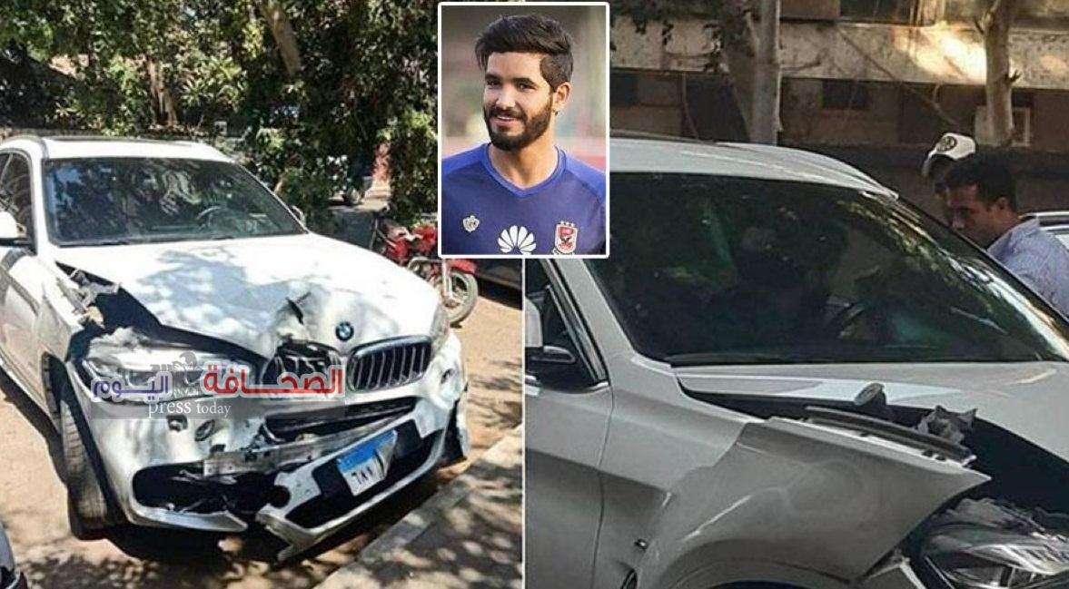 """فريق قانونى من النادى الأهلى لمتابعة أزمة لاعبه """"صالح جمعه"""""""