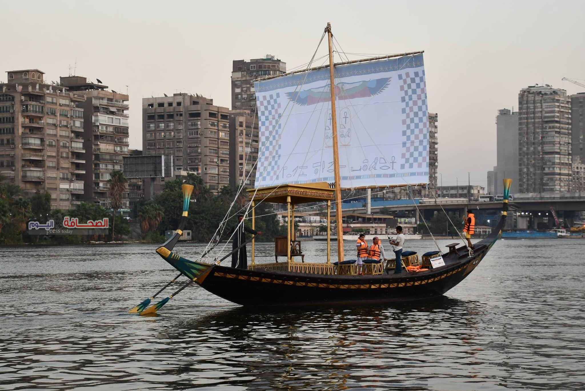 بالصور .. الاحتفال برأس السنة المصرية القديمة 6262