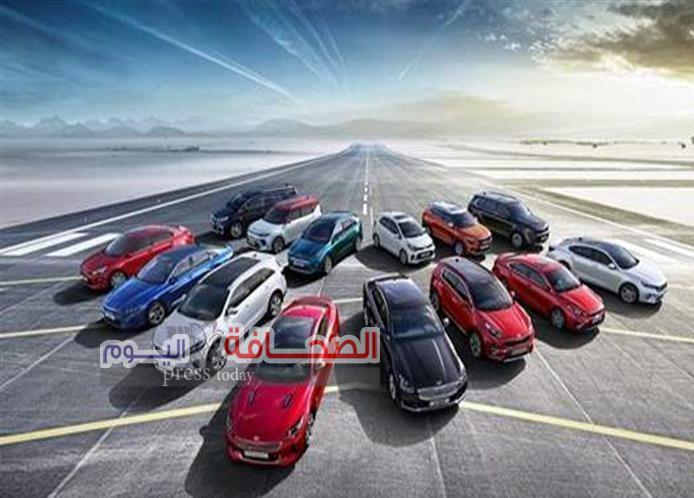 تعرف على :سيارات الركوب  الأعلى ترخيصآ خلال شهر أكتوبر حسب التقرير الصادر عن الإدارة العامة للمرور