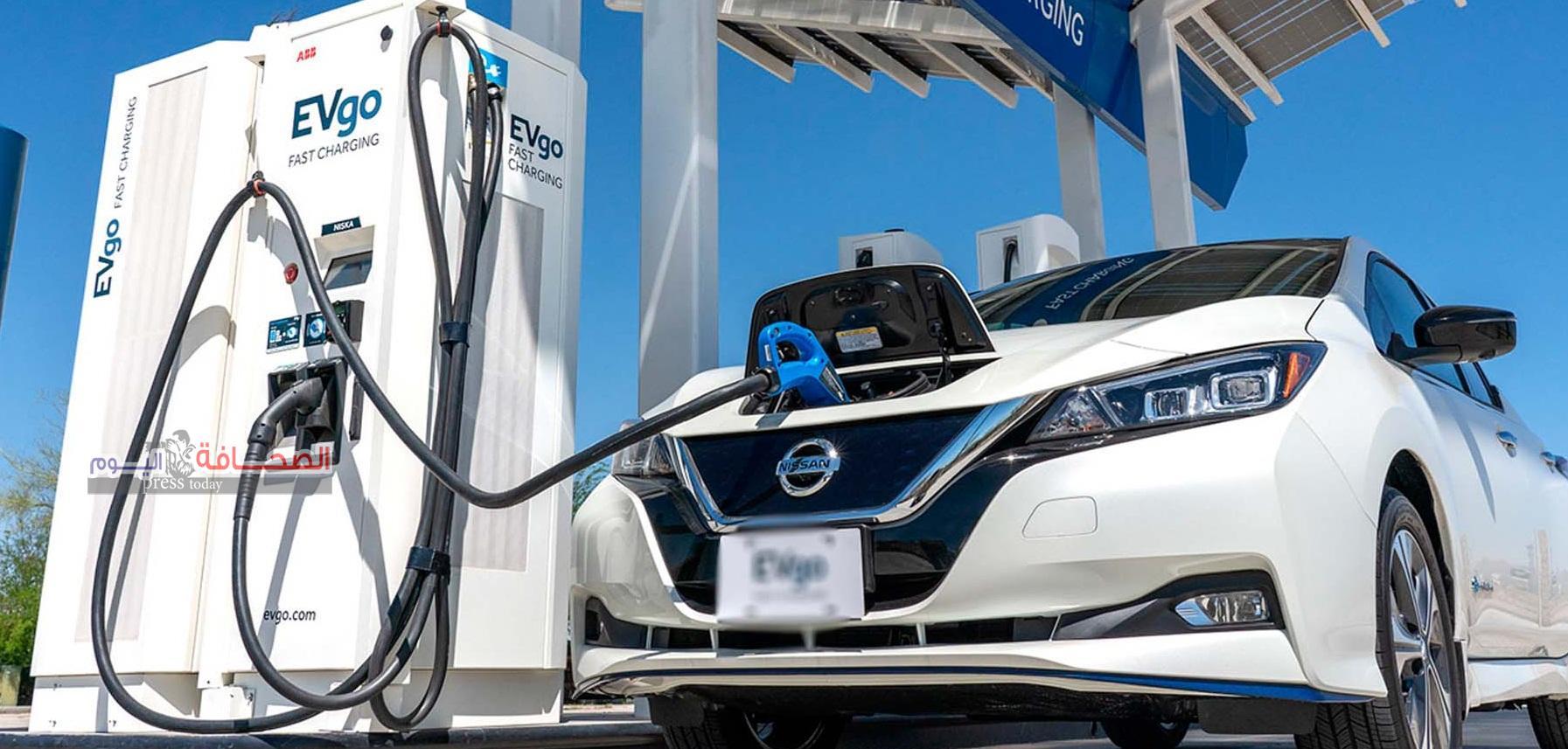 تركيب 500 ألف محطة لشحن السيارات الكهربائية بتكلفة 5 مليارات دولار