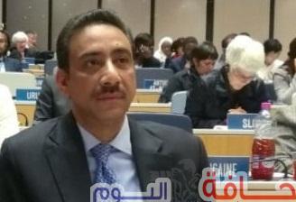 عبد الله الرحبي سفير عُمان الجديد لدى مصر ومندوبها الدائم لدى الجامعة العربية