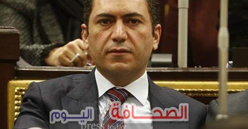 النائب محمد مصطفى السلاب وكيل لجنة الصناعة يعقب على بيان وزير قطاع الأعمال
