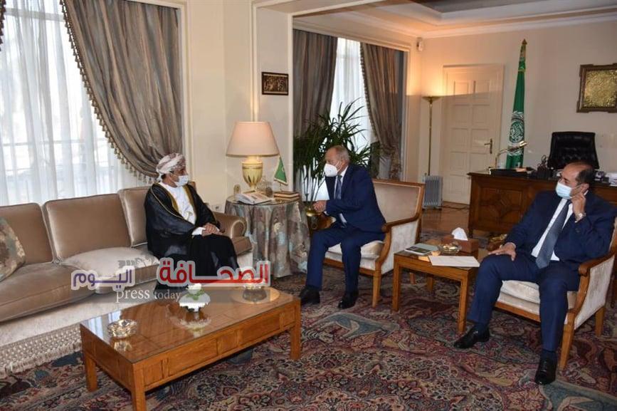 """سفير عُمان الجديد بالقاهرة """"الرحبي"""" يترأس وفد السلطنة في اجتماع وزراء الخارجية العرب اليوم"""
