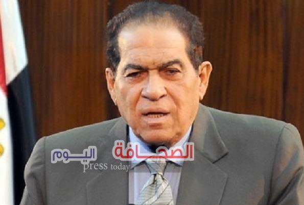 رحيل الدكتور كمال الجنزورى رئيس مجلس الوزراء الاسبق