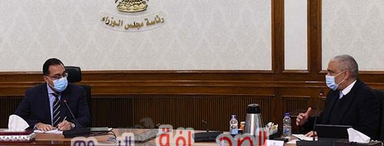 د. مصطفى مدبولى يلتقى الرئيس التنفيذى لمجموعة العربى لبحث إستثمارات الشركة وخططها المستقبلية فى مصر