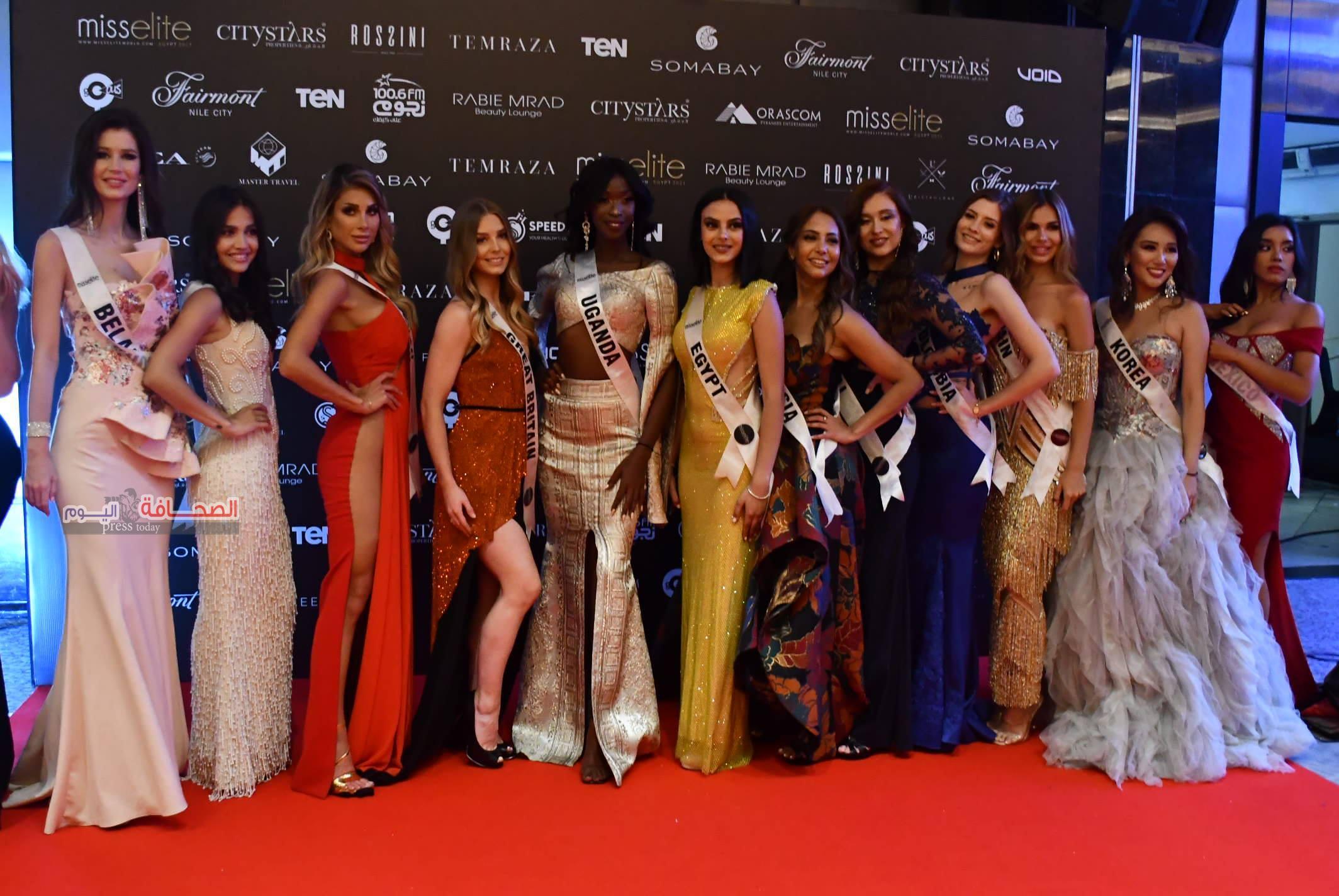 بالصور :فرناندا ملكة جمال مكسيكو ميس أيليت لعام 2021