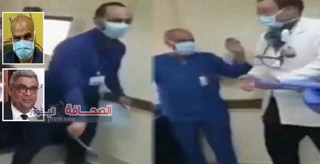 حبس طبيبب السجود للكلب أربعة ايام